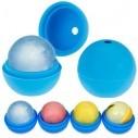 """Hielo en bolas, molde de silicona para hacer esferas de hielo 2.5"""""""