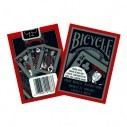 Juego de Cartas UV Glow Bicycle Tragic Royalty Playing Cards Brilla con la luz UV Pocker Realeza trágica