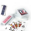 2 Juegos de cartas Bicycle Hoyle Slice tamaño especial Playing Cards Baraja Naipe Pocker importadas