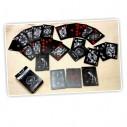 Juego de Cartas Bicycle Shadow Master Playing Cards Baraja Pocker Originales