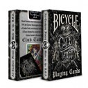 Juego de Cartas Bicycle Club Tatoo Playing Cards Baraja Pocker Originales