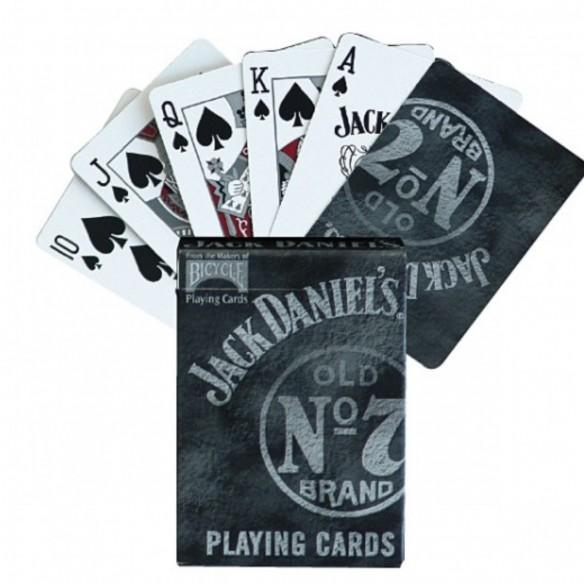 Juego de Cartas Bicycle Jack Daniels No. 7 Playing Cards Baraja Pocker Originales