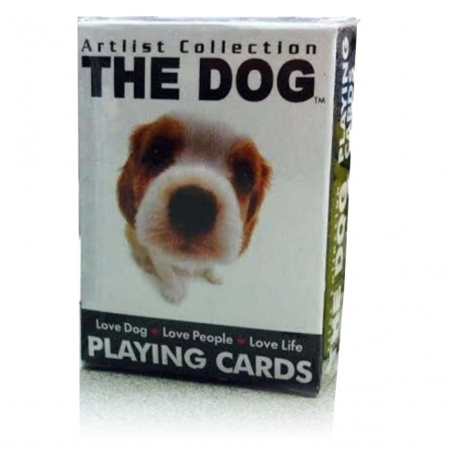 Juego de Cartas Bicycle Mini Dog Collection Playing Card