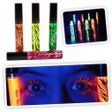 Máscara UV Glow neón para pestañas