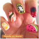 Esmalte Nabi Scented Nail con Aroma en Colores