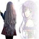 Peluca Ondulada Cosplay Anime de 100m cabello Kanekalon