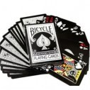 Juego de Cartas Bicycle The Reversed Black Deck Playing Cards Baraja poker Originales