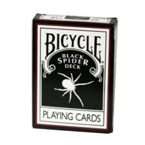 Juego de Cartas Bicycle The Black Spider Deck Playing Cards Baraja poker Originales
