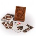 Juego de Cartas Bicycle Steam Punk Gold Deck Playing Cards Baraja poker Originales
