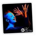 Pintura i-glow Neón para el Cuerpo glow Body fluorescente brilla Neón