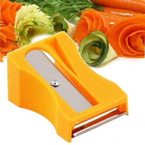 Sacapuntas Gigante para Vegetales zanahoria, Pepino, Pelador,