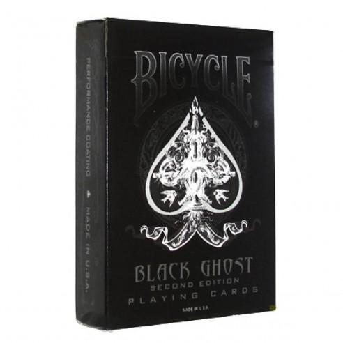 Juego de Cartas Black Ghost segunda Edición Cards Baraja Pocker importadas