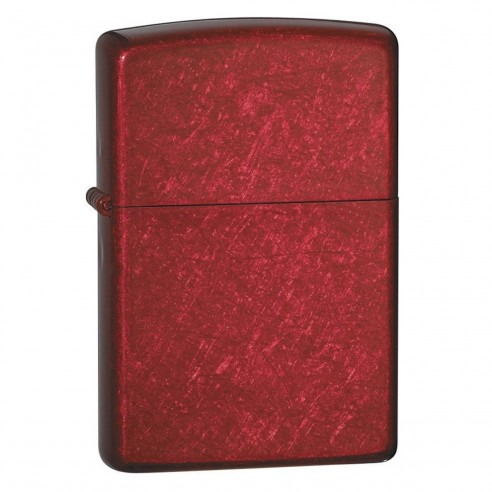 Encendedor Zippo Colors Candy Apple - Rojo
