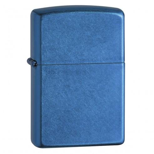 Encendedor Zippo Colors Cerulean - Azul.