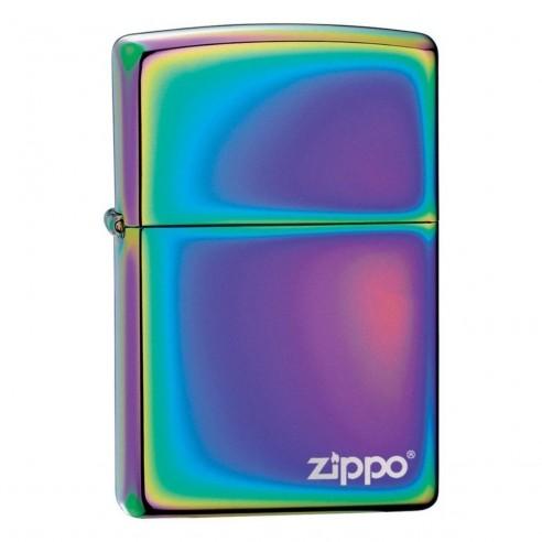 Encendedor Zippo Colors Logo Spectrum