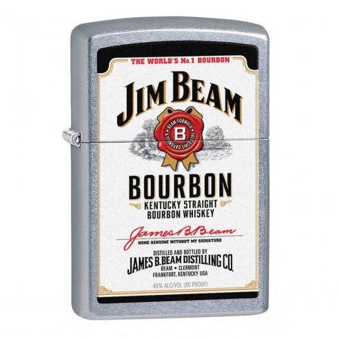Encendedores Zippo Stamp Jim Beam Bourbon