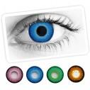 Lentes de contacto cosméticos Cosplay Colors