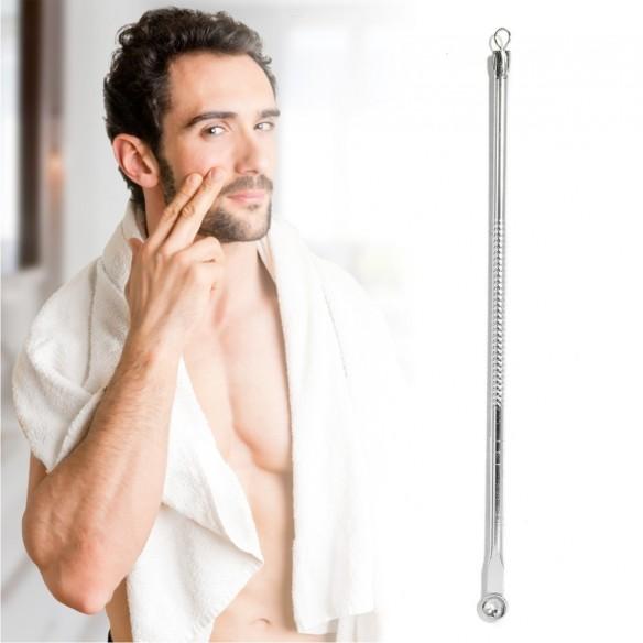 Herramienta para remover espinillas y acné, Limpieza facil de puntos negros