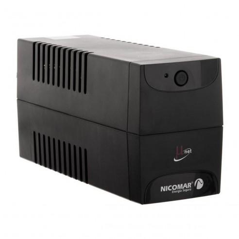 UPS Interactiva MicroNet 750 VA