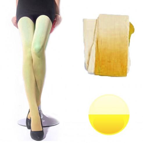 Panty medias veladas degradee nueva tendencia moda en tus piernas