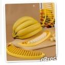 Rebanador de Banana realiza perfectas rodajas para ensaladas