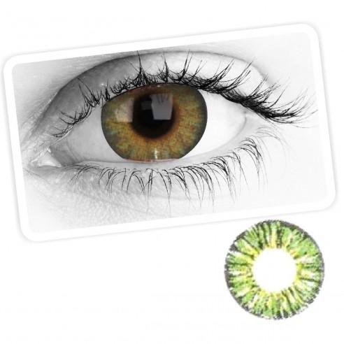 Lentes de contacto natural color