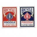 Juego de Cartas Bicycle Pinochle Playing Cards Baraja importadas