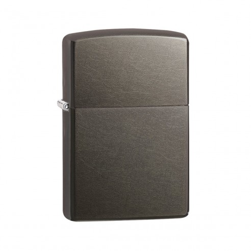 Encendedor Zippo Colors Gray Dust