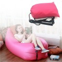 Sofá Inflable Lazy Bag + Bolso Relaxbag colchón Cloud Lounger playa, camping y exteriores