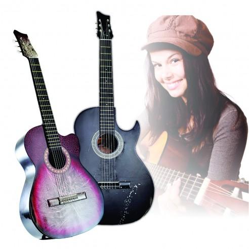 Guitarra Acustica La Clasica Finas Maderas Asesoria Luthier