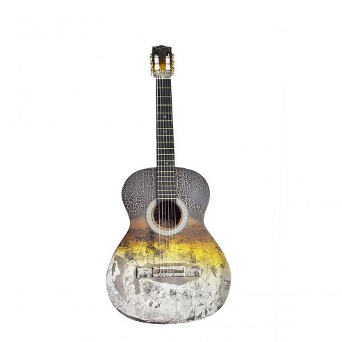 Guitarra Acústica para estudio Redonda