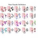 Kit Tatto para uñas stickers al algua Nail