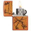 Encendedor Zippo Stamp Realtree AP Blaze Pocket 29130 Matte Orange - Naranja