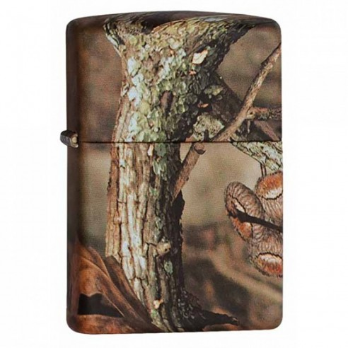 Encendedor Zippo Stamp Mossy Oak Break Up Infinity Standard 28738 - Café