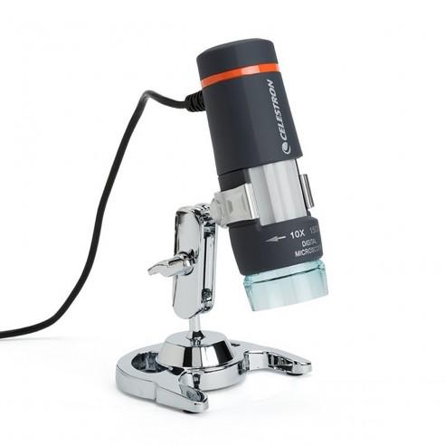 Microscopio Digital De Mano Celestron Ref 44302-B