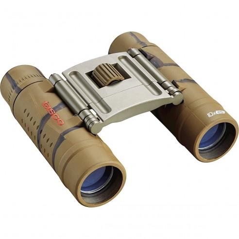 Binocular Tasco Essentials 10X25 Camo Ref 168125B