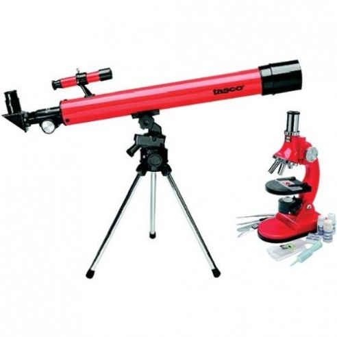 Combo Tasco Telescopio & Microscopío Ref 49TN
