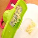 Rayador de ajos práctico y efectivo para adobar