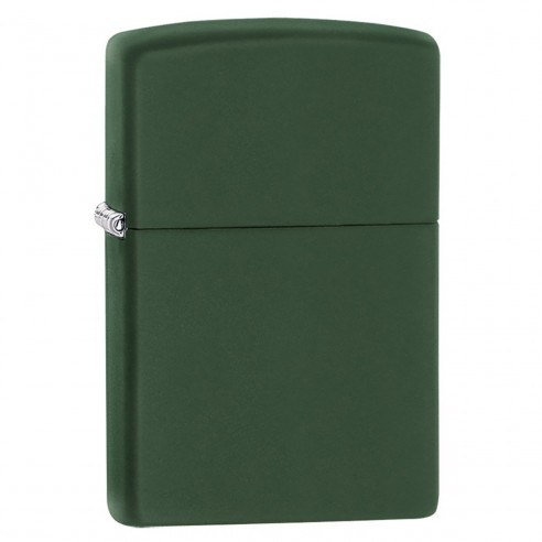 Encendedor Zippo Colors Dark Green - Verde Oscuro