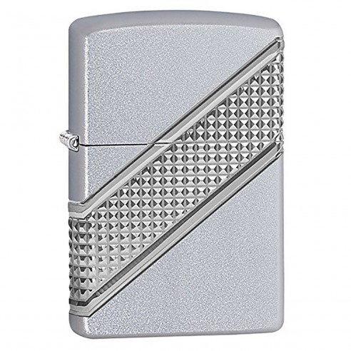 Encendedor Zippo Texture Collectible of the Year Lighters 29151 - Plateado