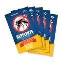 Set de 5 Sachets de Repelente Rain & Health IR en Sachet
