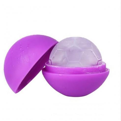 Molde para hielos Bola con forma de Balón de Futbol Mundial