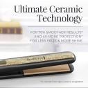 """Plancha de Cabello Remington Anti-estática S6501 1"""""""