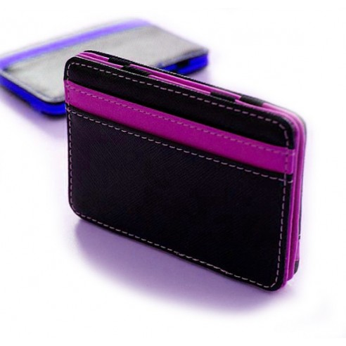 Billetera Magic Flip Wallet super práctica y ligera ideal para deportistas