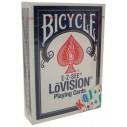 Juego de Cartas Bicycle E-Z See Lo Vision Rojo visión reducida