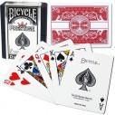 Juego de Cartas Bicycle Prestige Plastic Playing Cards Baraja poker Originales