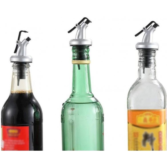 Tapa Dispensador de Botella para aceite, vino y otros