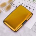 Billetera indestructible Cartera en Aluminio ultra resistente