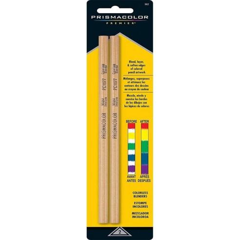 set x2 Lápiz Mezclador 1077 Blender Prismacolor Premier Colored Pencil,
