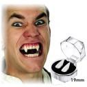 Colmillos de Vampiro 2 Unidades para halloween